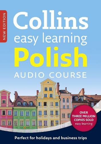 9780007521562: Polish: Audio Course (Collins Easy Learning Audio Course)