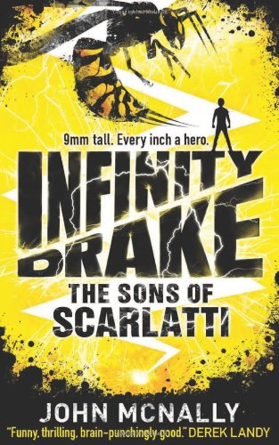 9780007521586: The Sons of Scarlatti (Infinity Drake, Book 1)
