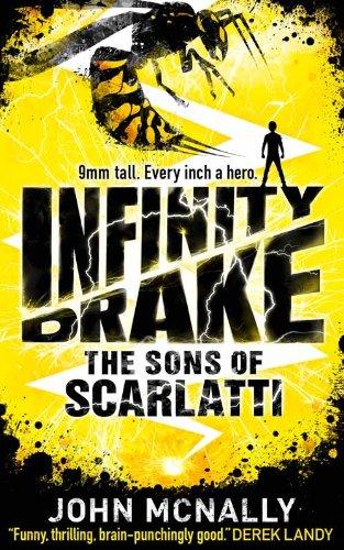 9780007521586: The Sons of Scarlatti (Infinity Drake, Book 1)