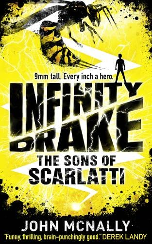9780007521593: The Sons of Scarlatti (Infinity Drake)