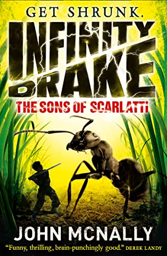 9780007521616: The Sons of Scarlatti (Infinity Drake, Book 1)