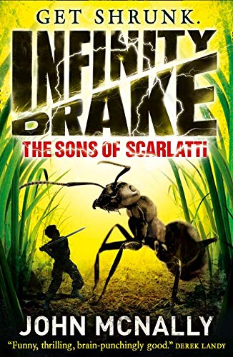 9780007521616: The Sons of Scarlatti (Infinity Drake, Book 1)