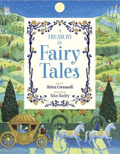 9780007521814: A Treasury of Fairy Tales