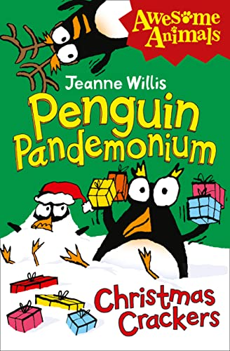 9780007521944: Penguin Pandemonium - Christmas Crackers (Awesome Animals)