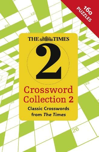 9780007522163: The Times 2 Crossword Collection 2