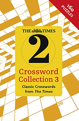 9780007522170: The Times 2 Crossword Collection 3: Classic Crosswords