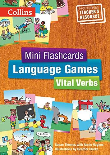 9780007522354: Vital Verbs - Teacher's Book (Mini Flashcards Language Games)