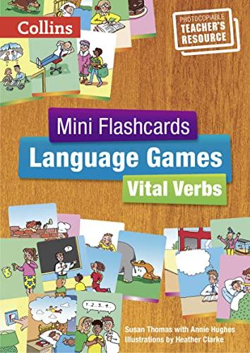 9780007522354: Vital Verbs - Teacher�s Book (Mini Flashcards Language Games)