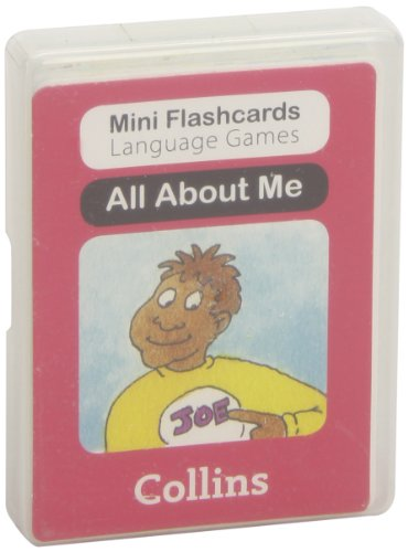9780007522378: All About Me (Mini Flashcards Language Games)