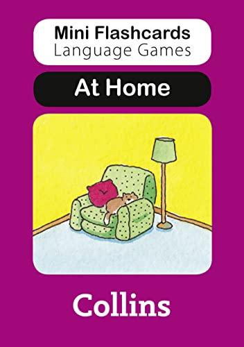9780007522385: At Home (Mini Flashcards Language Games)