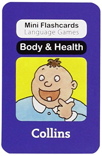 9780007522408: Body & Health (Mini Flashcards Language Games)