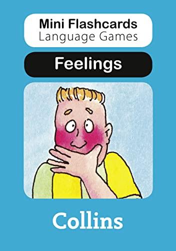 9780007522422: Feelings (Mini Flashcards Language Games)
