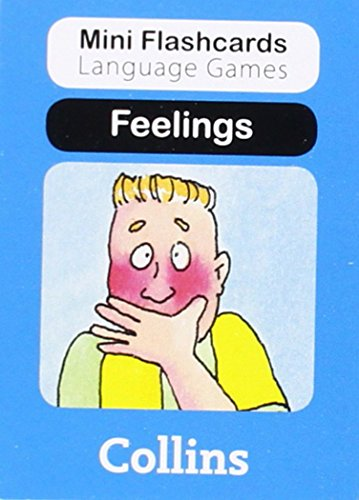 9780007522422: Feelings (Mini Flashcards Language Games)