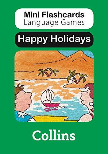 9780007522446: Happy Holidays (Mini Flashcards Language Games)