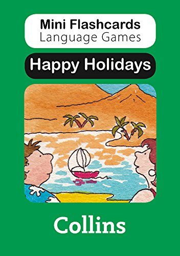 9780007522446: Happy Holidays (Mini Flashcards Language Games)