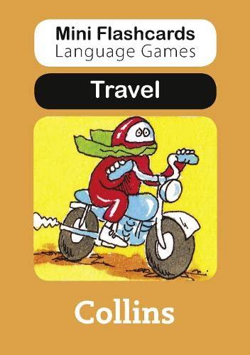 9780007522491: Travel (Mini Flashcards Language Games)