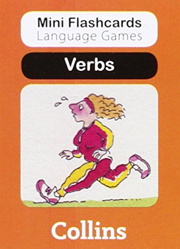 9780007522507: Verbs (Mini Flashcards Language Games)