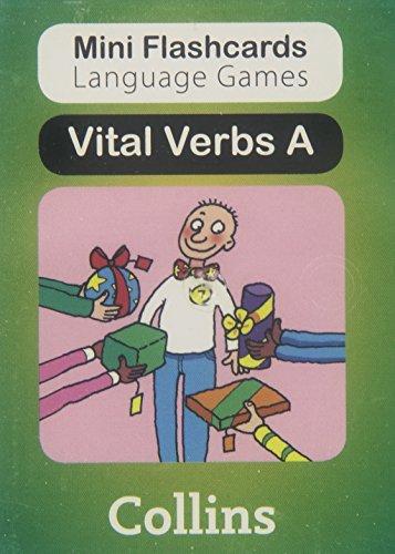 9780007522538: Vital Verbs - Card Pack A (Mini Flashcards Language Games)