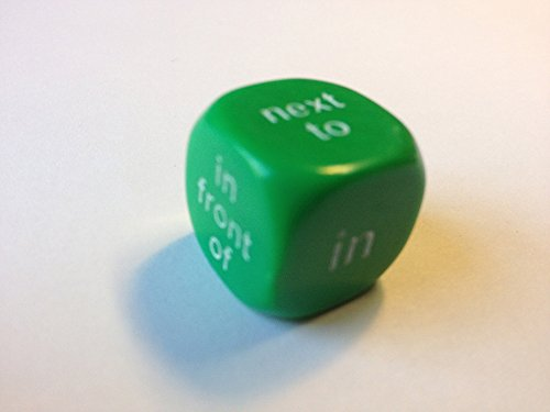 9780007522644: Dice - Prepositions (Mini Flashcards Language Games)