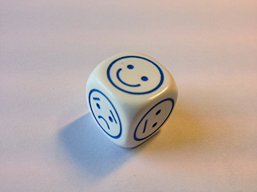 9780007522651: Dice - Mood (Mini Flashcards Language Games)