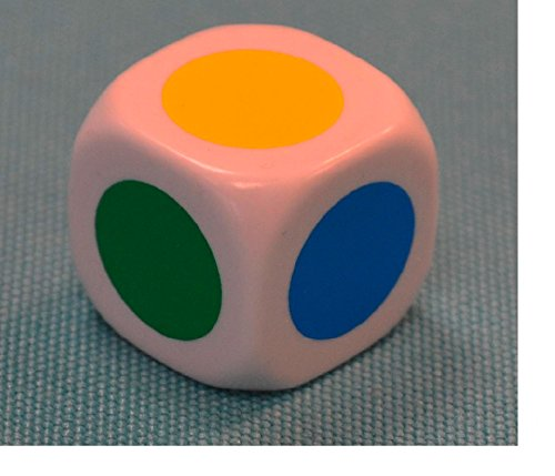 9780007522668: Dice - Colours (Mini Flashcards Language Games)
