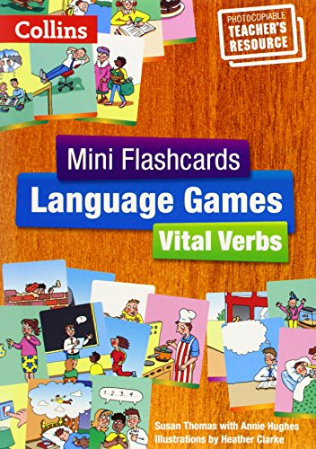 9780007522675: Vital Verbs Kit (Mini Flashcards Language Games)