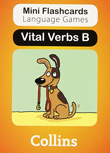 9780007522699: Vital Verbs - Card Pack B (Mini Flashcards Language Games)