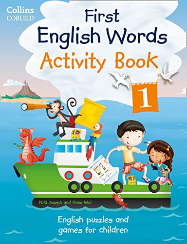 9780007523139: Activity Book 1: Age 3-7 (Collins First English Words)