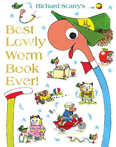 9780007523146: Best Lowly Worm Book Ever