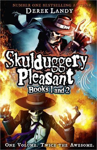 9780007523351: Skulduggery Pleasant 1 & 2: two books in one (Skulduggery Pleasant 2 in 1)