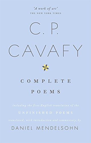 9780007523368: The Complete Poems of C.P. Cavafy