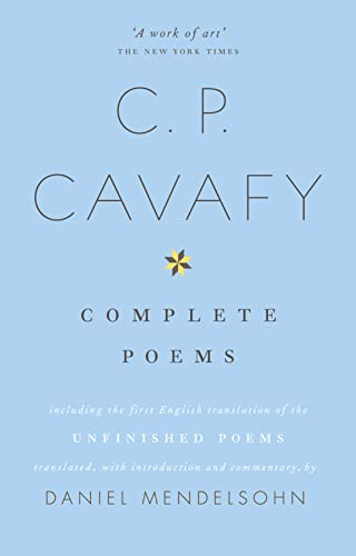 9780007523375: The Complete Poems of C. P. Cavafy
