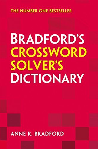 9780007523399: Collins Bradford's Crossword Solver's Dictionary