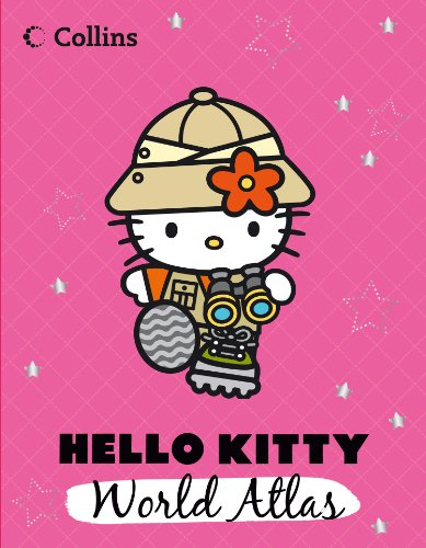9780007523603: Hello Kitty World Atlas