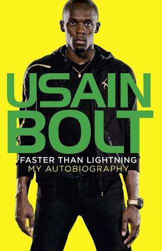 9780007523641 - Bolt, Usain: Faster than Lightning: My Autobiography - Buch