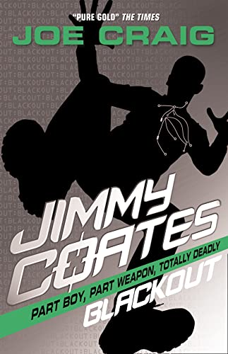 9780007524327: JIMMY COATES: BLACKOUT PB