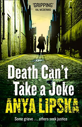 9780007524402 - Anya Lipska: Death Can't Take a Joke - Buch