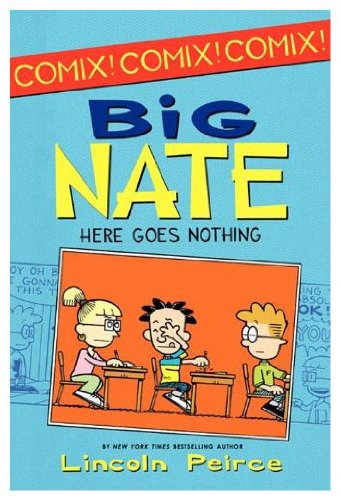 9780007524532: Big Nate Compilation 2: Here Goes Nothing