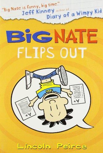 9780007524570: Big Nate Big Nate Flips Ou Pb