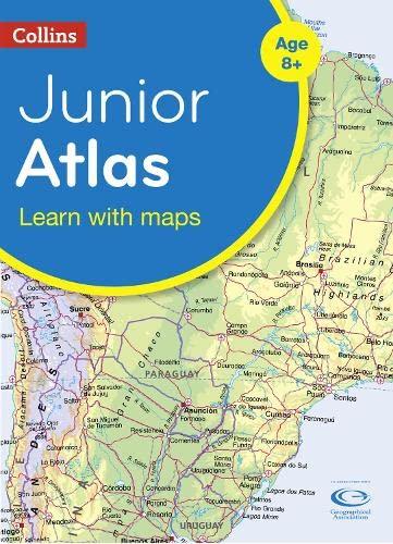 9780007524754: Collins Junior World Atlas (Collins Primary Atlases)