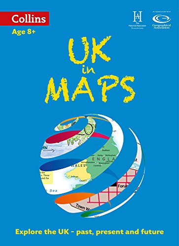 9780007524761: UK in Maps (Collins Primary Atlases)