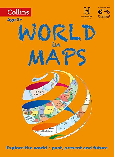9780007524778: World in Maps (Collins Primary Atlases)