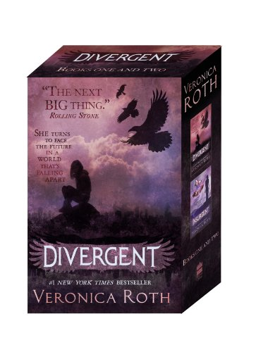 9780007524976: Divergent Boxed Set (Books 1 and 2)
