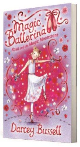 9780007525256: Rosa and the Magic Moonstone (Magic Ballerina, Book 9)