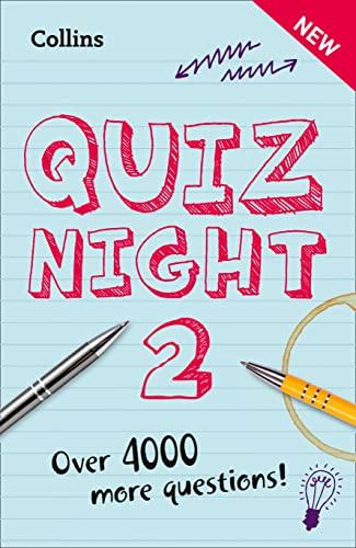 9780007525638: Collins Quiz Night 2 (Quiz Books)