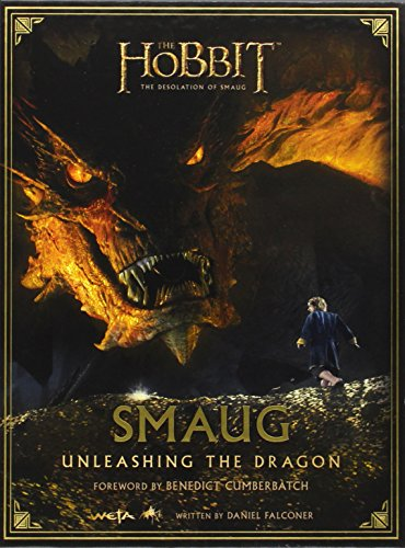 9780007525782 - Falconer, Daniel: Smaug: Unleashing the Dragon (The Hobbit: The Desolation of Smaug) - Buch