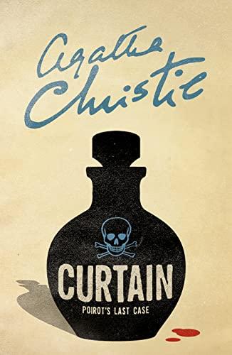 9780007527601: Curtain (Poirot)