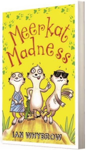 9780007527724: Meerkat Madness (Awesome Animals)