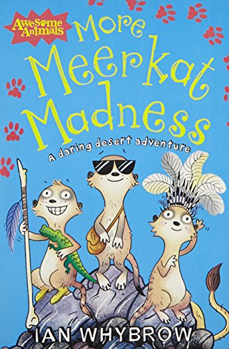 9780007527731: More Meerkat Madness (Awesome Animals)