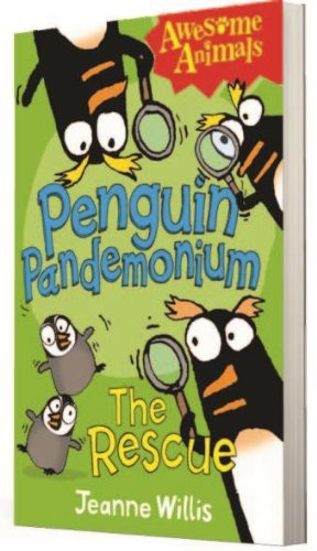 9780007527755: Penguin Pandemonium (Awesome Animals)